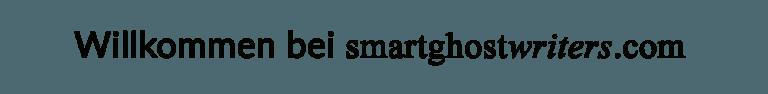 Willkommen bei Smartghostwriters.com
